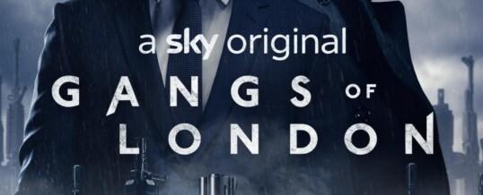 Gangs of London BAFTA 2021 Nominated